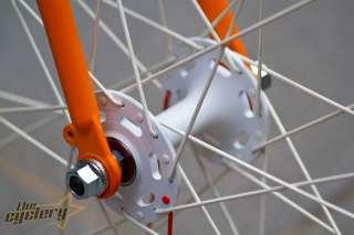 Mongoose Maurice Fixie/Single Speed/Kurier Bike 2012  Flip Flop
