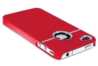 New Stylish CHROME Series Hard Case Cover & Screen Protector Fits
