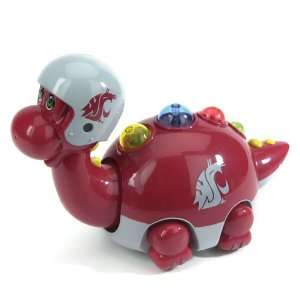 of 2 NCAA Washington State Cougars Musical Animated Dinosaur Toys 6