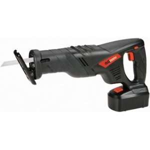 Drill Master 18 Volt Cordless Reciprocating Saw: Home Improvement