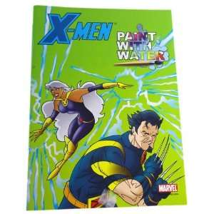 X Men Paint with Water Coloring Book [Toy] Toys & Games