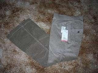 OH BABY Motherhood Maternity Corduroy Pants~$36 $44~NWT