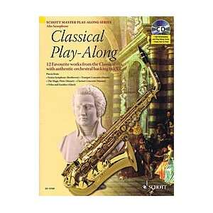 Works from the Classical Era Alto Sax Book/CD Pack