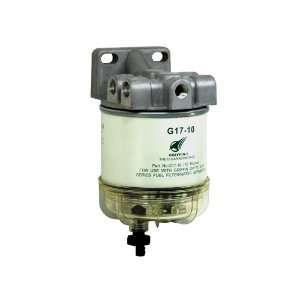 Griffin G170 10 Spin On Fuel Filter / Water Separator