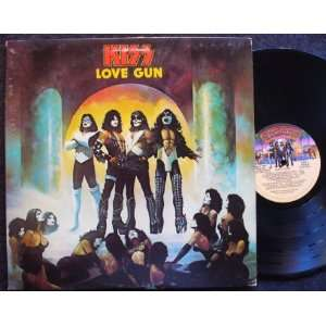 Love Gun / RCA Music Service KISS Music