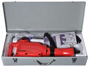 Insulated Motor 1240W Electric Demolition Jack Hammer Concrete Breaker