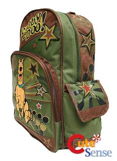 Scooby Doo School Backpack Large Bag 16 Run Star