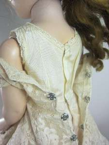 American Character SWEET SUE 21 Doll 1950s Lace Gown