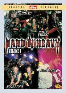Hard N Heavy Vol.1[BLACK SABBATH, OZZY OZBOURNE and more ] New DVD
