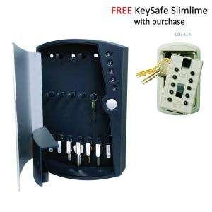 KeySafe AccessPoint Electronic Locking Key Safe with FREE KeySafe
