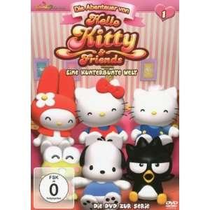 Die Abenteuer von Hello Kitty & Friends, Folge 1   Eine Welt voller