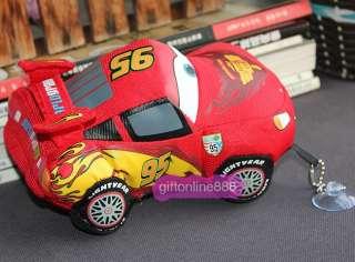 Disney Pixar Cars Lightning McQueen Hang Doll Toy R