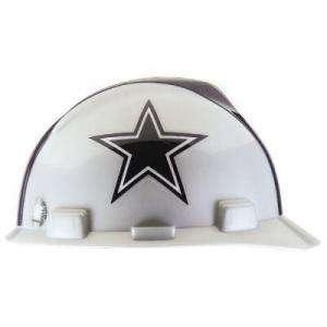 MSA Safety Works Dallas Cowboys NFL Hard Hat 818423