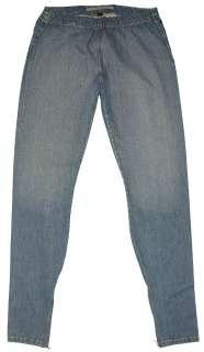JOES JEANS The Jean Legging Stretch Zip Denim Jegging June Blue