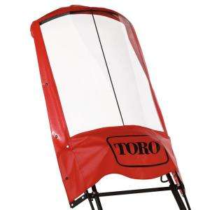 Toro Single Stage Snow Blower Operator Shield 88 0600 at The Home