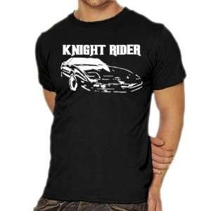 Knight Rider T Shirt S XXXL div. Farben  Sport & Freizeit