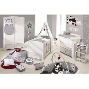 monkey rock star baby boy 4pc crib bedding set music nursery theme. Black Bedroom Furniture Sets. Home Design Ideas