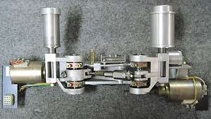 Studer A800 Pinch Roller Assembly