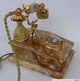 Nostalgie Telefon DFeAp 302 Venezia Marmor Onyx *Top*
