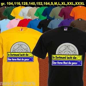 0280T/ Dortmund /Meister /Anti Schalke/T Shirt gr. 140,152,164,S,M,L