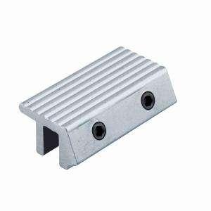 Prime Line Aluminum Sliding Door Lock With Double Hex Screw U 9815 at