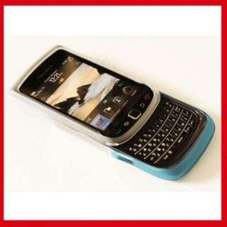 3x Blackberry Torch 9800 9810 PC TPU Gel Skin Cover Case + Screen
