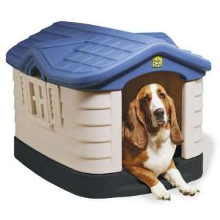 Pet Zone Cozy Cottage Dog House 43025 101 at The Home Depot