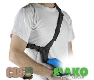 MAKO New Rifle Shotgun Tactical Single Point Bungee Sling