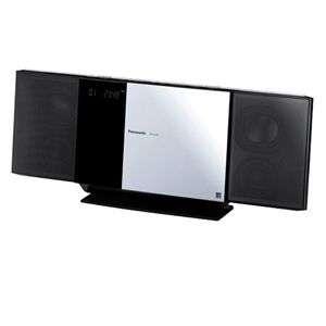 Panasonic SC HC35 Compact Stereo System   40 Watts Total, 2.5 Full