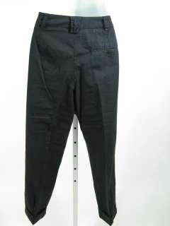 VINCE Navy Blue Cropped Pants Bottoms Slacks Sz 6