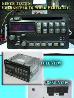 PONTIAC VIBE CD DISC PLAYER RADIO STEREO 03 04 05 06 07 08 10318435