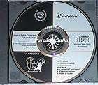 2001 01 CADILLAC DEVILLE DTS NAVIGATION DISC CD REGION 8 2.00 DE VA NJ