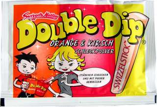DOUBLE DIP Brause 24 Tüten Top Artikel