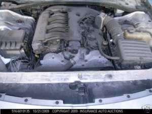 ENGINE 2007 2009 DODGE MAGNUM CHARGER 300 3.5L RWD