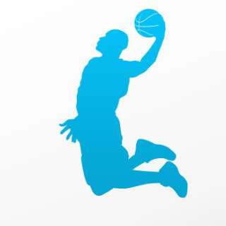 Jordan Decal Sticker Basketball Player Car Window ZEZZ6