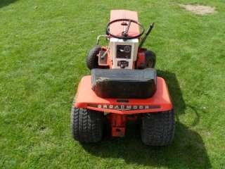 Simplicity 728 Broadmoor Garden Tractor ( No Deck)