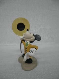 WDCC Walt Disney Classics Mickey Mouse A Perfect Gent The Nifty