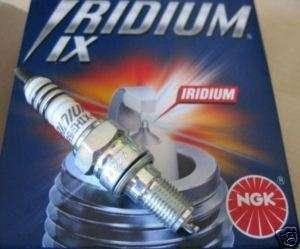 4x NGK Iridium Zündkerzen DPR8EIX 9 XRV 750 Africa Twin