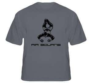 Air Bourne Evan Wrestling Born Jordan T Shirt
