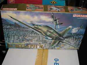 72 Dornier Do 335A Pfeil Dragon DML Golden WIngs OOP