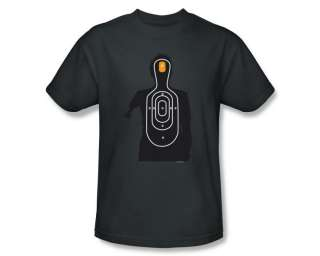 Zombie Target Undead Horror Cool T Shirt Tee
