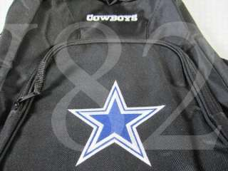 NFL Dallas COWBOYS Southpaw BackPack Black
