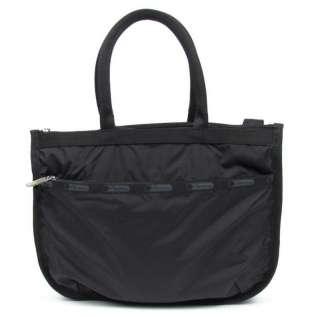 NWT Lesportsac Anne Black 7871 Shoulder Crossbody Bag
