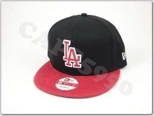 Los Angeles LA Dodgers Snapback Hat New Era MLB Retro Cap Baseball