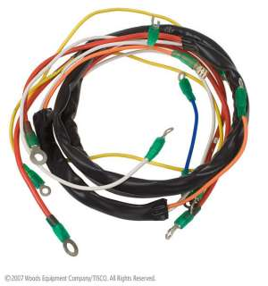 FORD TRACTORS 8N WIRING HARNESS. PART NO 8NL10301