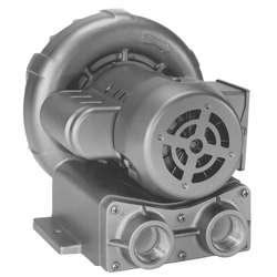 Gast ring compressor R1102, regenair regenerative blower, vacuum