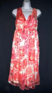 NEW MATERNAL AMERICA Sun Dress Sz LARGE