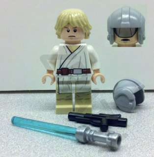 This is an auction for a brand new Star Wars young Luke Skywalker