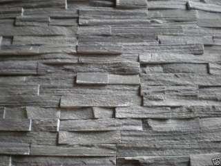 brickstones quarzit schwarz