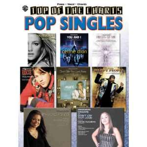 of the Charts Pop Singles (9780757937026): Alfred Publishing: Books